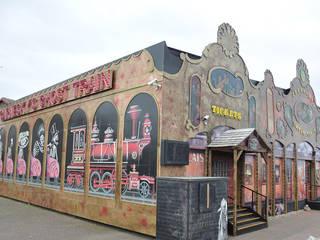 Der Carneskys Ghost Train in Blackpool